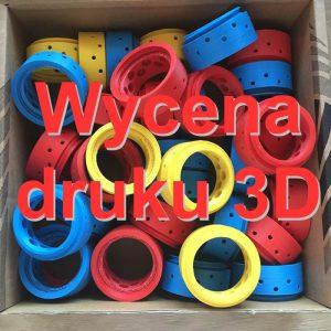 Wycena druku 3D